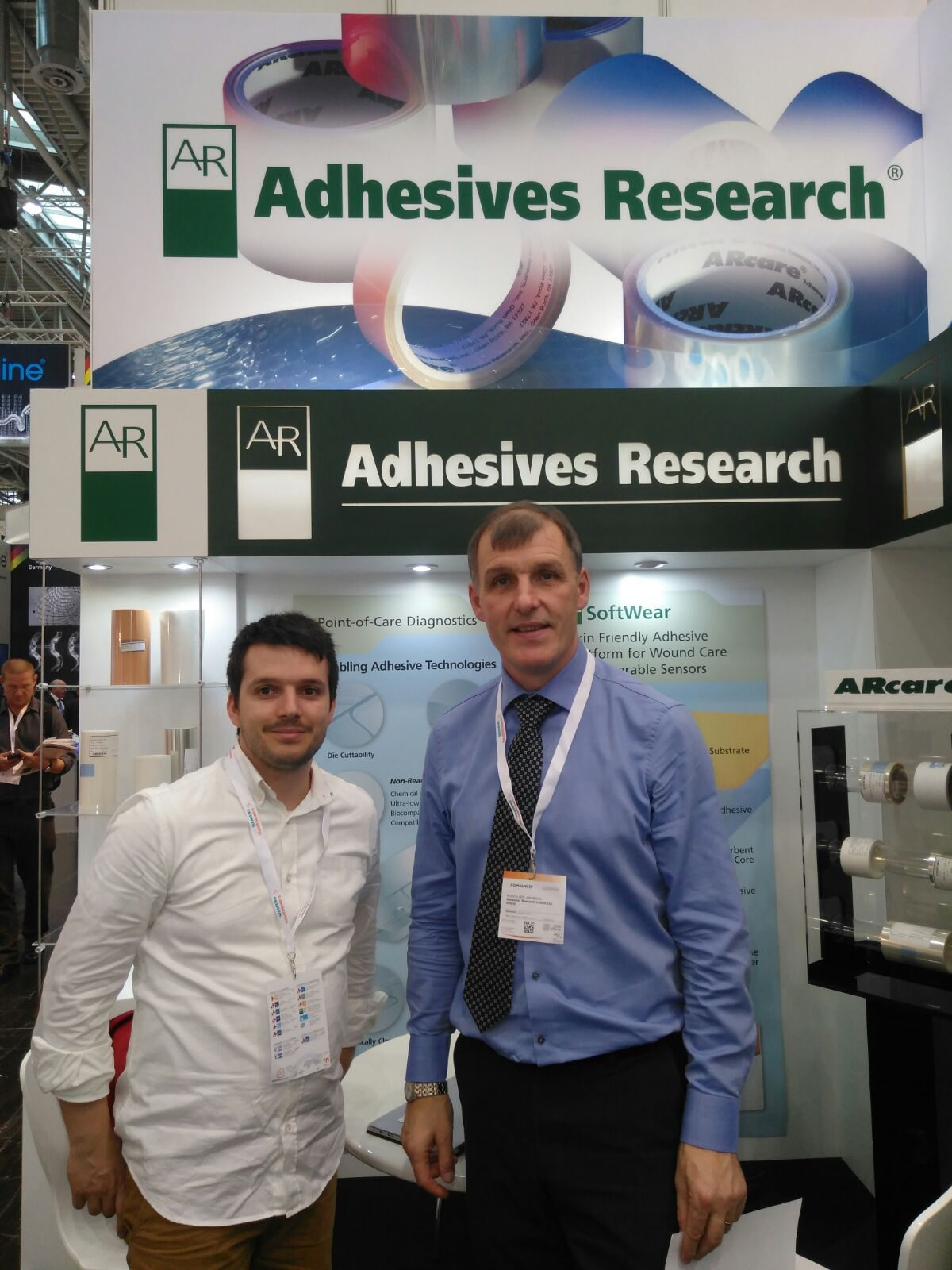 Michael_Adhesives Research